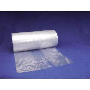 Gusseted Poly bags on a roll - Bags, Poly And Plastic Terms