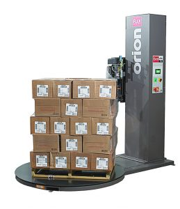 packaging equipment- stretch wrappers