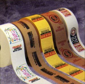 Branded tape - Tape printed with your company brand