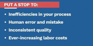 Equipment Benefits