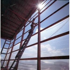 construction industry plastic sheeting