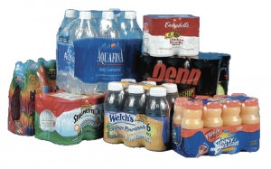 beverage industry shrink wrapping