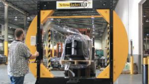 IPS Packaging- Orbital stretch wrappers- case studies