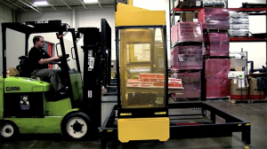 With an orbital stretch wrapper, you'll get the correct about of containment force every single time you use the machine. The load integrity will stay the same from the 1st pallet wrap of the day, to the last.