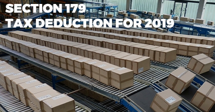 Section 179 tax deduction - IPS Packaging