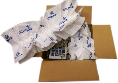 improving the unboxing experience with paper packaging void fill