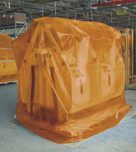 vci, volatile corrosion inhibitors, film