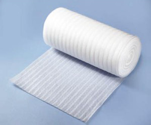 bubble and foam packaging materials