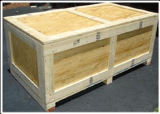 packaging engineering - pallets, crates, lumber